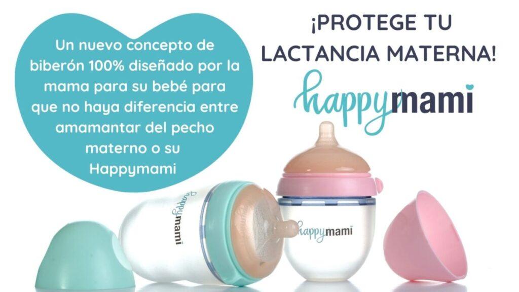Happymami protege tu lactancia materna